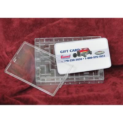 Treat Gift Cards are delivered in a personalized greeting card. This card is suggested for use at Summit Racing Equipment but it may be used everywhere Debit MasterCard is accepted.