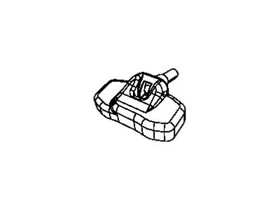 Mopar Replacement Tpms Sensors 68406530aa