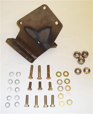 JEEP CJ7 M O R E  Steering Box Mounting Brackets SB7686-1
