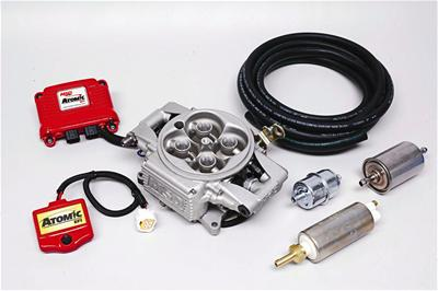 msd atomic efi throttle body systems 2900 - free shipping on orders over  $99 at summit racing