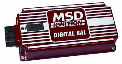 msd digital 6al ignition controllers 6425 - free shipping on orders over  $99 at summit racing