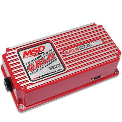 MSD 6TN/6ALN NASCAR CD Ignitions 6430