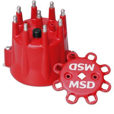 MSD 8437 Extra-Duty Distributor Cap
