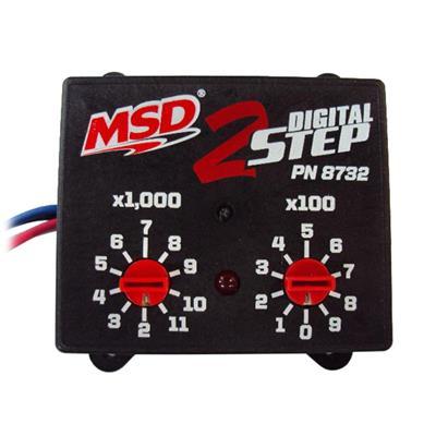 MSD Digital 2-Step Rev Controllers 8732