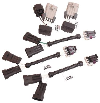 Msd Ignition 8886 Msd 6ls Series Ignition Wiring Harnesses Summit Racing