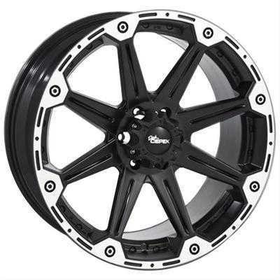 Dick Cepek Black Dc Torque Wheels 90000000047