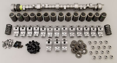 Chevrolet Performance LT4 Hot Cam Hydraulic Roller Cam Kits