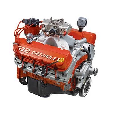 Chevrolet performance zz572 c i d 620 hp deluxe crate 502 motoring