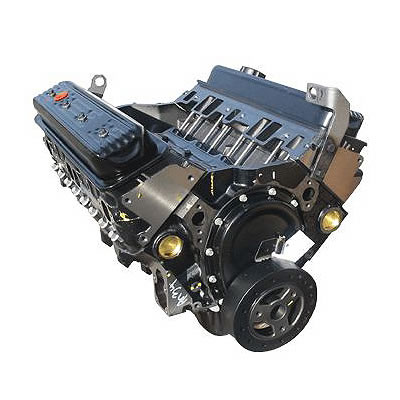 Chevrolet Performance 350 C I D  VIN Code K Long Block Crate Engines  12681430