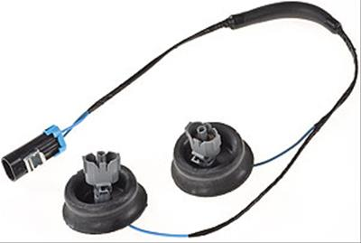 Chevrolet Performance Knock Sensor Wiring Harnesses 12601822 on chevy s10 knock sensor wiring, chevy silverado knock sensor replacement, chevy knock sensor connector, chevy knock sensor cover,