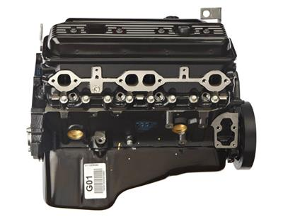 Chevrolet Performance 350 C I D  9 4:1 Truck Long Block Crate Engines  12681432