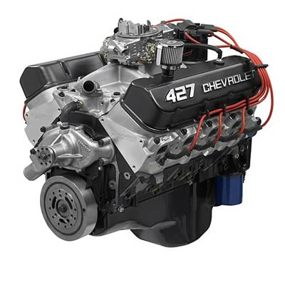 Chevrolet Performance ZZ427/480 HP Long Block Crate Engines 19166393
