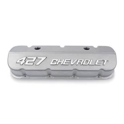Chevrolet Performance 19202588 Chevrolet Performance Cast Aluminum Valve Covers Summit Racing