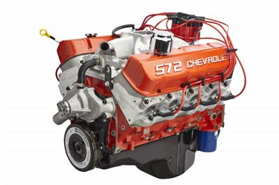 Chevrolet Performance ZZ572 C I D  620 HP Deluxe Long Block Crate Engines  19331583