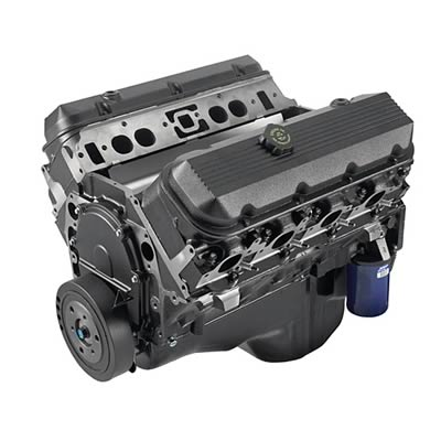 Chevrolet Performance HT502 Long Block Crate Engines 88890534