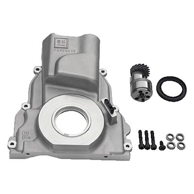 Chevrolet Performance LS1 Front Drive Distributor Cover Conversion Kits  88958679