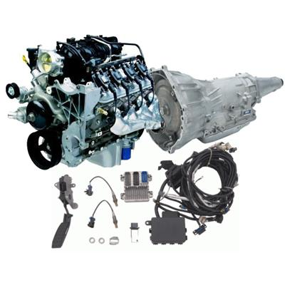 Chevrolet Performance Connect and Cruise LS 376/480 HP