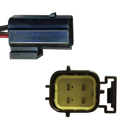Oxygen Sensor-Direct Fit NGK 25018