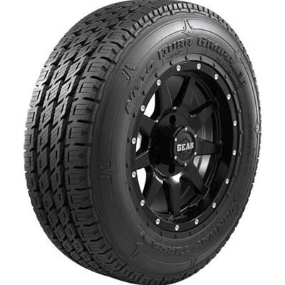 Nitto Dura Grappler >> Nitto Dura Grappler Tires N205 130