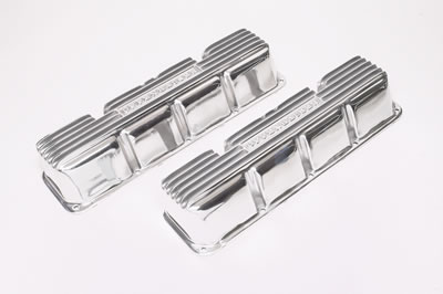 Offenhauser Cast Aluminum Valve Covers - Free Shipping on