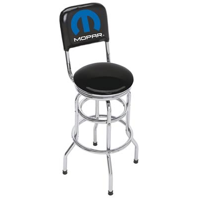 On The Edge Marketing Backrest Nostalgic Bar Stools 801123