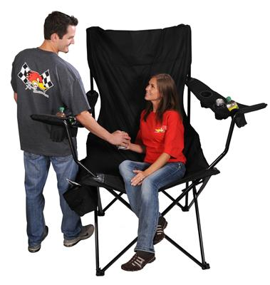 Enjoyable On The Edge Marketing Kingpin Folding Chairs 810169 Inzonedesignstudio Interior Chair Design Inzonedesignstudiocom