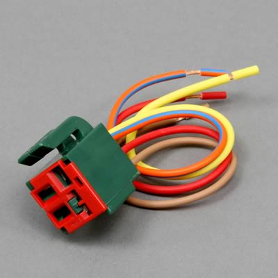 5725pt wiring harness pigtail fuel pump relay 4 pin ford each. Black Bedroom Furniture Sets. Home Design Ideas
