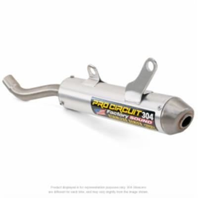 304 Pro Circuit SY84490-304 Silencer