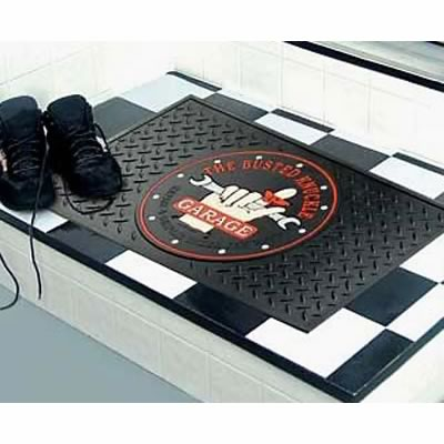 Busted Knuckle Garage Doormats Free Shipping On Orders Over 99 At