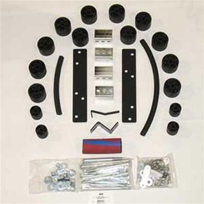 Performance Accessories Body Lift Kit 102 2 0 in Chevy S10