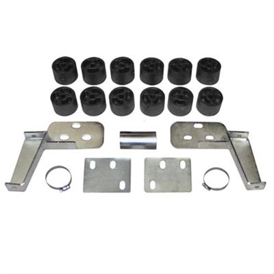 Performance Accessories Body Lift Kit 122 2.0 in. Chevy C1500 Suburban