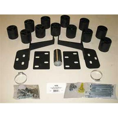 Performance Accessories Body Lift Kit 123 3.0 in. Chevy C1500 Suburban