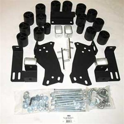 Performance Accessories Body Lift Kit 183 3 0 in Chevy Silverado 2500