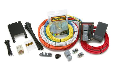 painless performance wiring diagram water pump painless performance 15 circuit extreme off road harnesses 10144  15 circuit extreme off road harnesses 10144