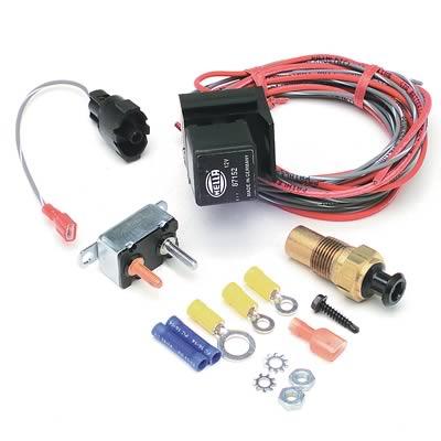 painless performance fan thom ii electric fan relay kits free rh summitracing com