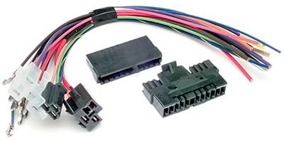 prf-30805_w Universal Wiring Harness Gm on gm wiring alternator, gm alternator harness, radio harness, gm wiring gauge, gm wiring connectors, obd2 to obd1 jumper harness,