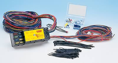 prf 50001 painless performance 10 circuit race only harnesses 50001 free fuse and relay box at fashall.co