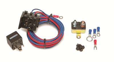 prf 50106?rep=False painless performance electric water pump relay kits 50106 free  at bayanpartner.co