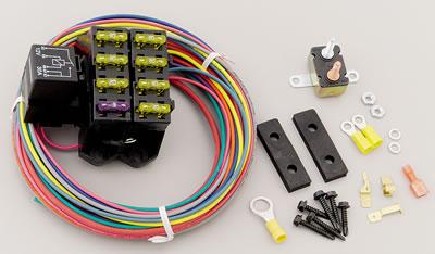 painless performance universal fuse blocks 70107 free shipping on rh summitracing com