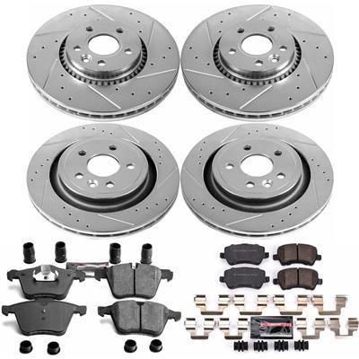 Disc Brake Hardware Kit Rear Better Brake 5614
