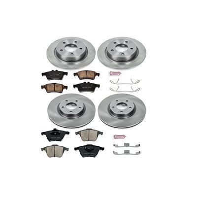 Power Stop Autospecialty Brake Kits KOE5279