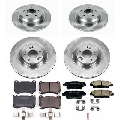 Brake Rotor 127.67057CR StopTech