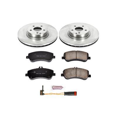 EBC S5KR1044 Stage-5 Superstreet Brake Kit