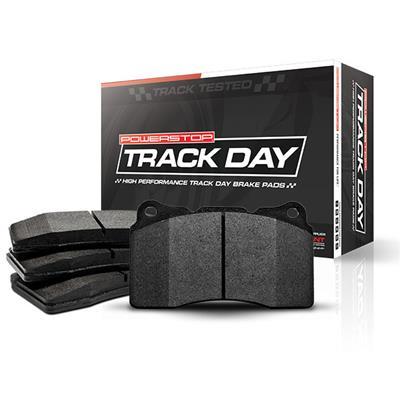 Power Stop PST-449 Track Day Brake Pad