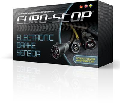 Power Stop SW-0313 Front Brake Pad Wear Sensor