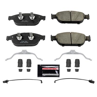 Z23 Evolution Sport Carbon-Fiber Ceramic Front Brake Pads Power Stop Z23-1549