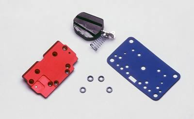 AED 6320 Holley 4160 Carb Metering Plate Jet Conversion Kit