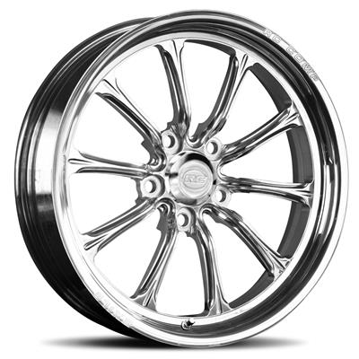 Rc Components Exile S Polished Wheels Cs74535 05p
