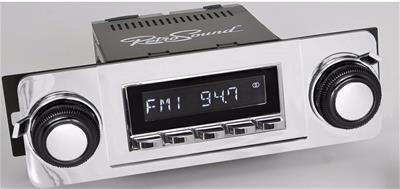 Retro Sound USA Hermosa Radios HC-M2-119-53-93