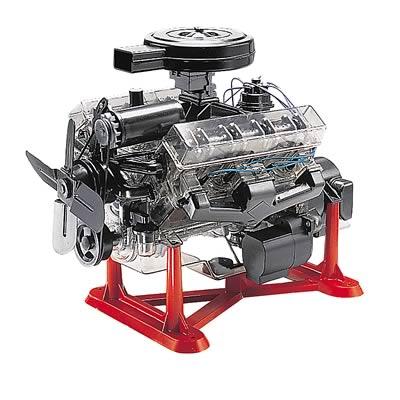 Revell Visible V8 Engine Model Kit 85 8883 Free Shipping On Orders